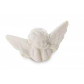 Savons sujets Ange blanc miel - Sachet 10