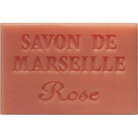 Savonnette Marseille 60g rose - Lot 6