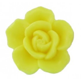 Savon rose jaune - Sachet 10