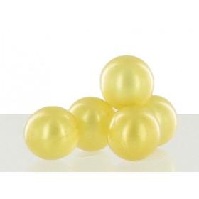 Perle de bain parfum monoï or - Carton 1200