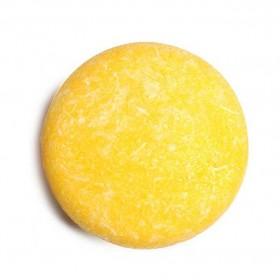 Shampoing solide jaune - Boîte de 18