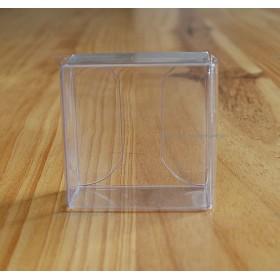 Petites boite carrées PVC - 42x42x20mm - Lot 50