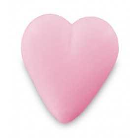 Savon cœur rose 40g - Sachet 10