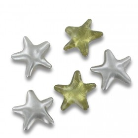 Perle de bain étoile parfum pomme - Sac 50